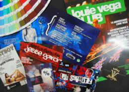 Diseño e impresión de flyers y folletos