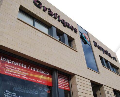 imprenta digital y offset en Vilanova i la Geltrú