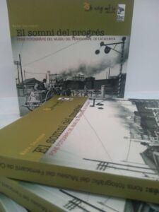 Llibre Museu del Ferrocarril